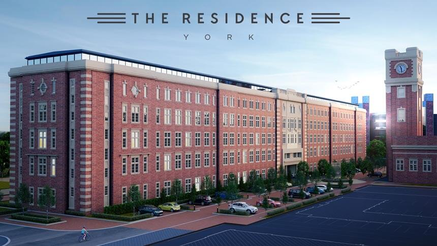 The Residence (PJ Livesey)