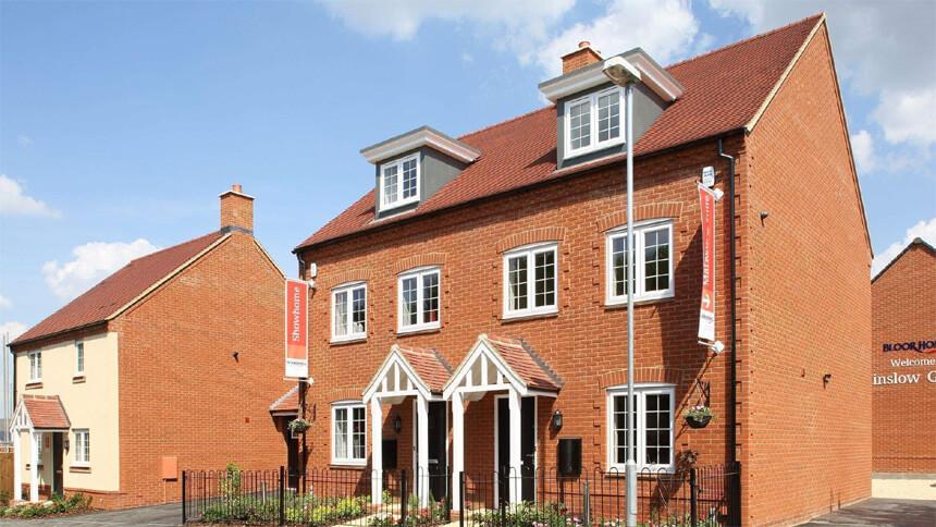 Winslow Grange (Bloor Homes)