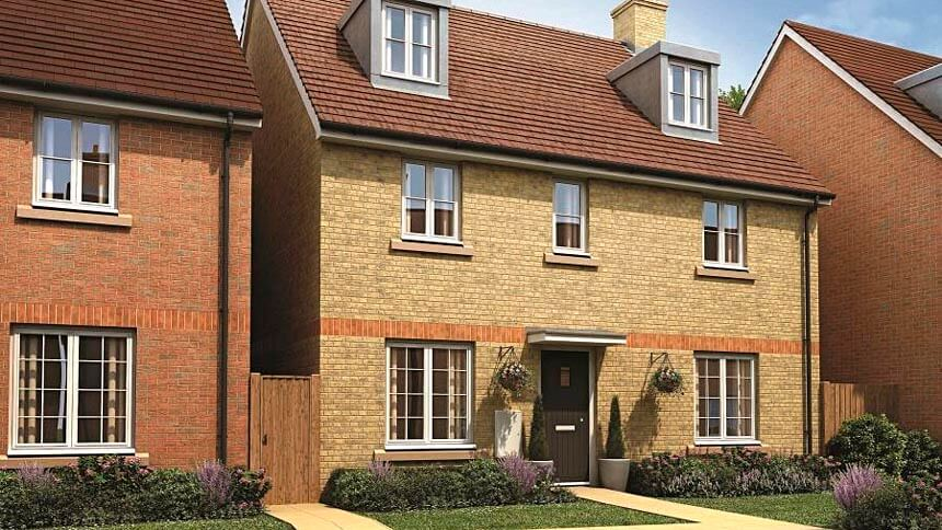 Knights Walk (Taylor Wimpey)