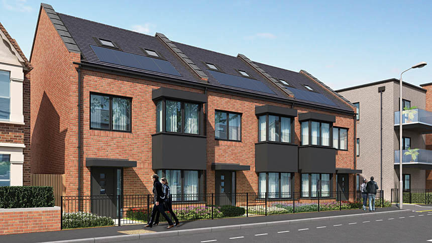 The Exchange (Bellway Homes)