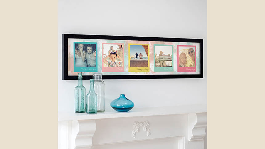 Photo frames, The Drifting Bear