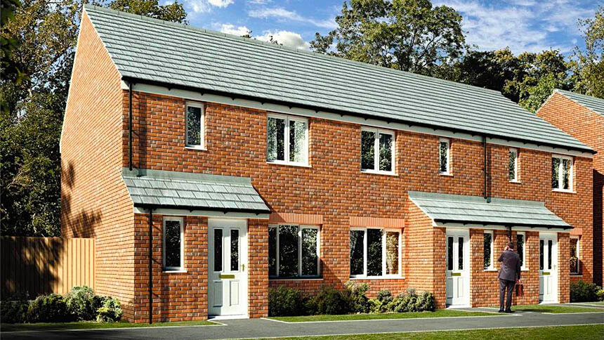 The Edge 3 (Persimmon Homes)