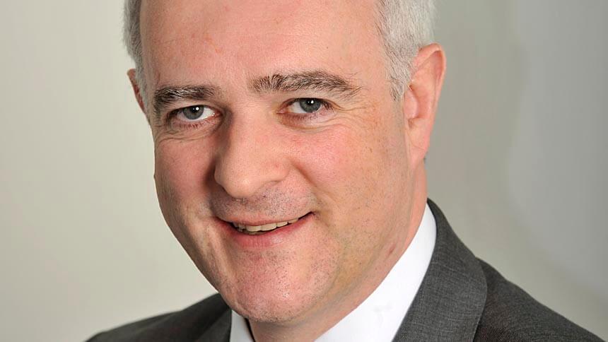 Jerome Geoghegan of L&Q