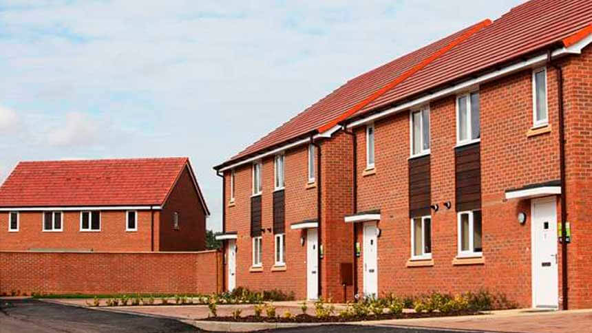 Spirit Quarters (Barratt Homes)
