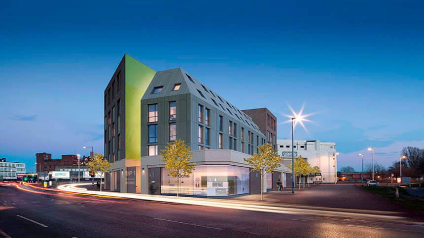 Brunswick Street (Experience Invest)