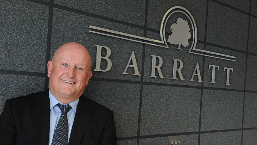 Doug McLeod, Barratt Developments Scotland