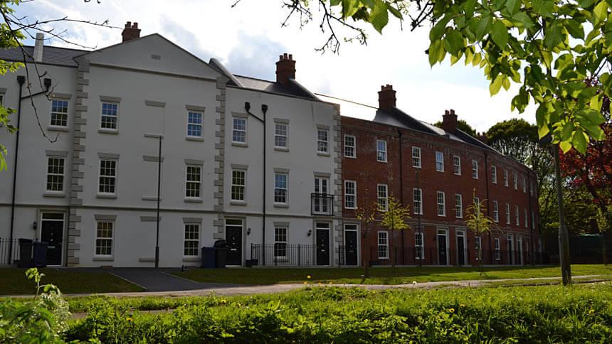 Hughenden Quarter (Carey's New Homes)