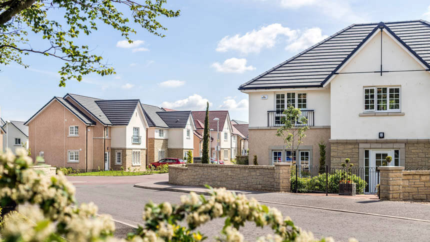 Murieston Gait (CALA Homes)