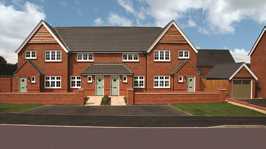 Trenchwood Gardens (Redrow Homes)