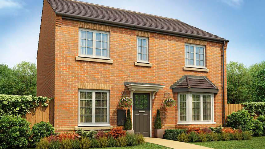 The 'Shelford' at Kensington Park (Taylor Wimpey)