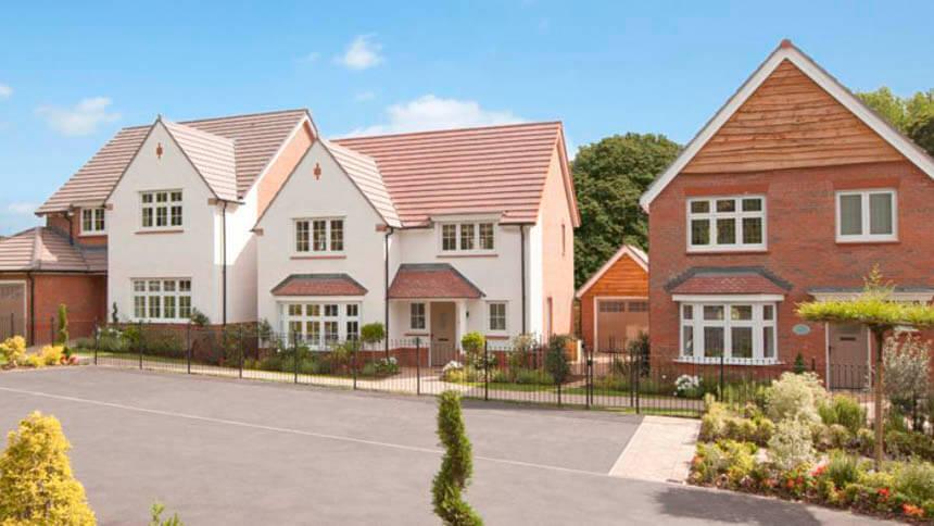 The Harringtons (Redrow Homes)