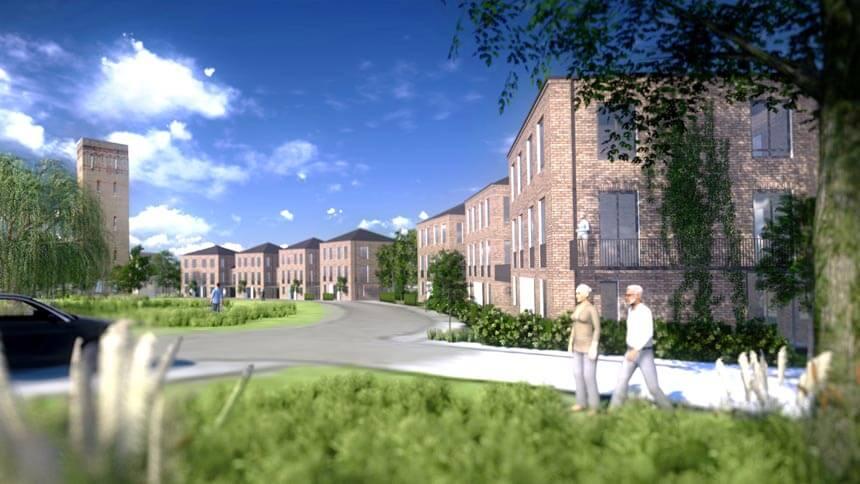 Cane Hill Park (David Wilson Homes)