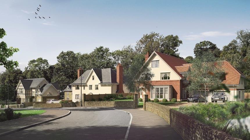 Sussex Court (Linden Homes)
