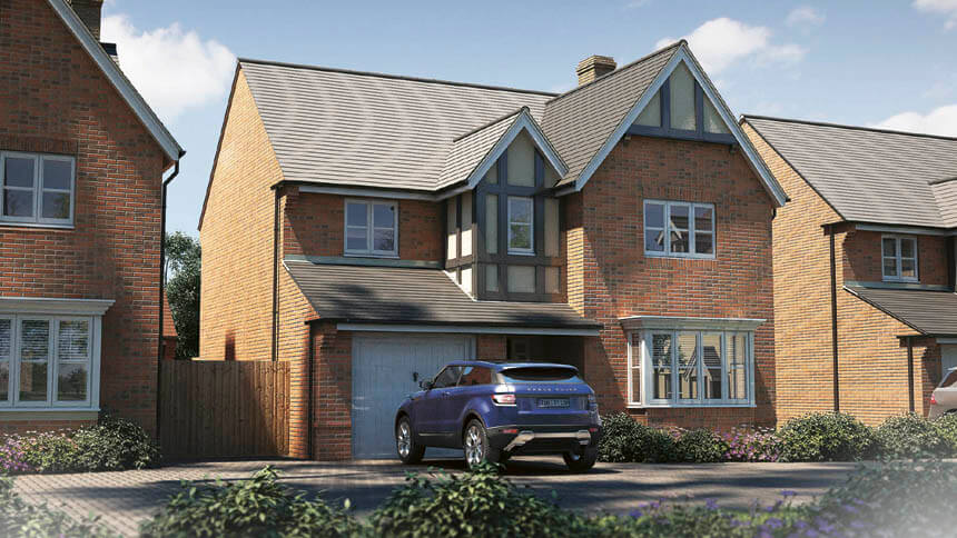 Eastham Green (Bloor Homes)