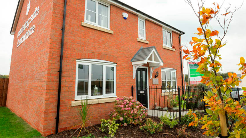 Wyre Meadows (Persimmon Homes)