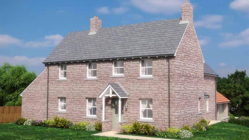De Clere Meadow (Edenstone Homes)