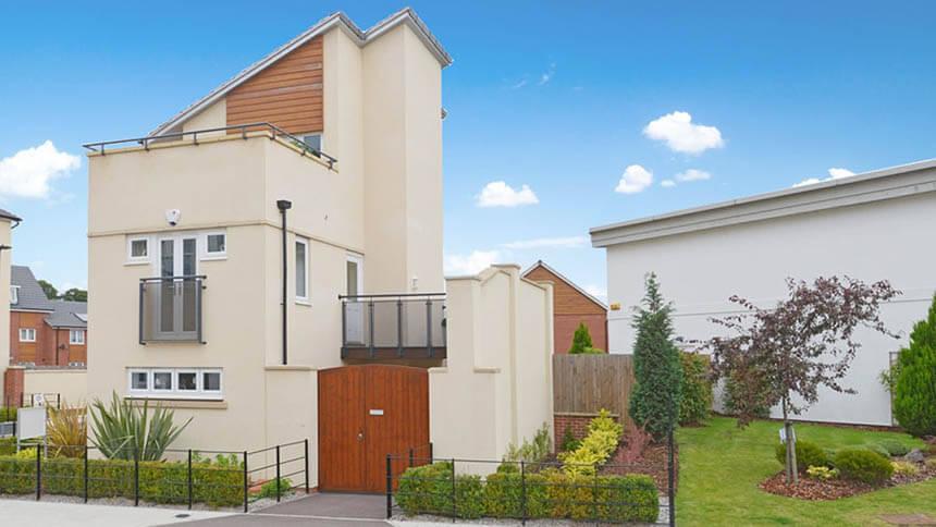 Freemens Meadow (Barratt Homes)