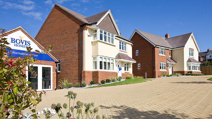 Buckby Meadows (Bovis Homes)
