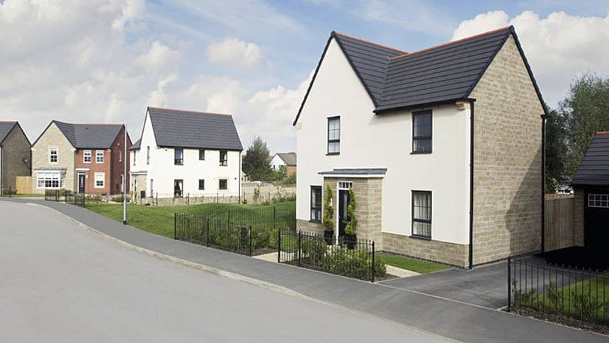 Ribble Meadows (Barratt Homes)