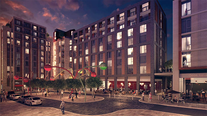 One Wolstenholme Square (Experience Invest)