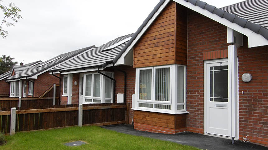 Naylorsfield Drive (Riverside Home Ownership)