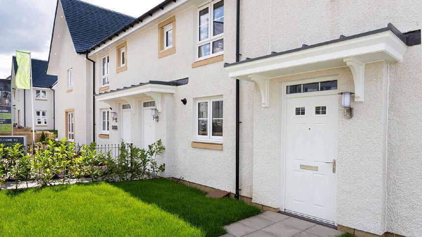 Church Hill Brae (Barratt Homes)