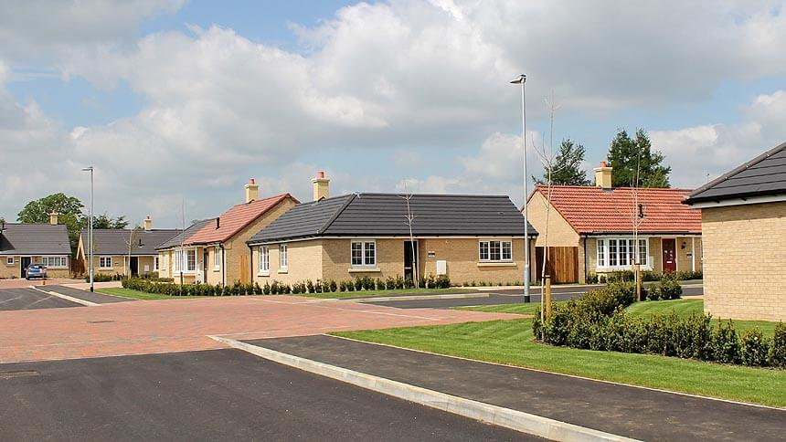 The Croft Baston (Larkfleet Homes)