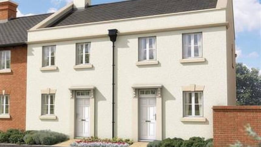Winchester Village (Bovis Homes)