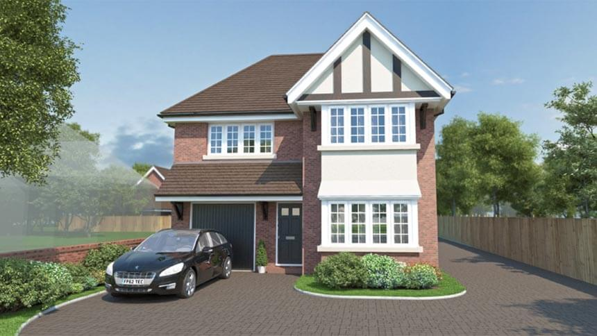 Plot 1, Blossomfield Gardens (Damson Homes)