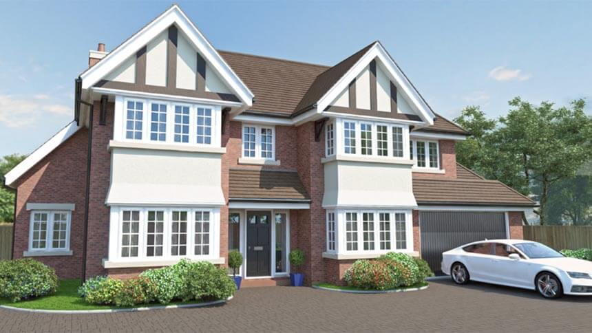 Plot 2, Blossomfield Gardens (Damson Homes)