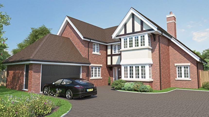 Plot 3, Blossomfield Gardens (Damson Homes)
