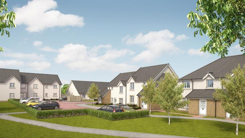 Gilsland Mews (CALA Homes)
