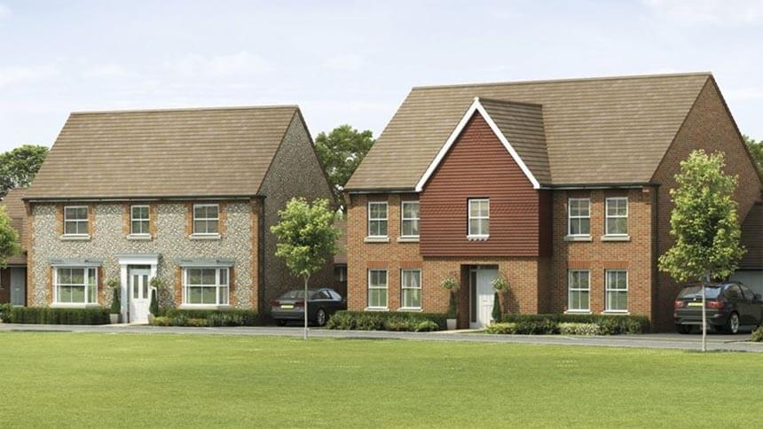 Spireswood Grange (David Wilson Homes)