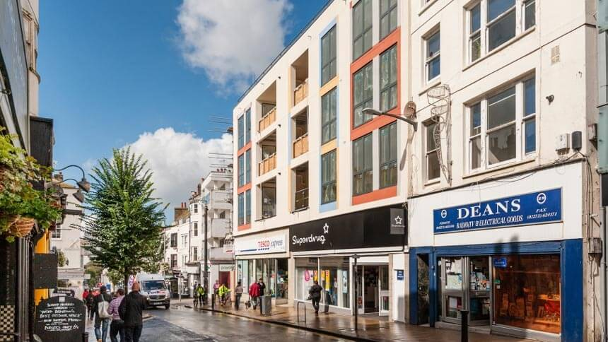 Brighton Rocket (Hyde New Homes)
