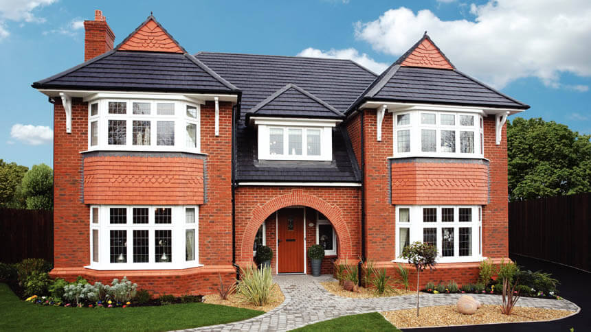 Saxon Woods (Redrow Homes)