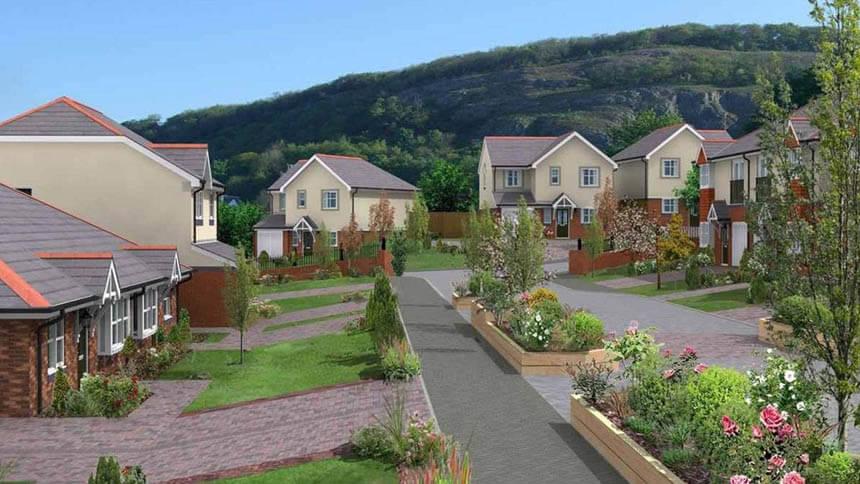 Gwel y Mynydd (Beech Developments)