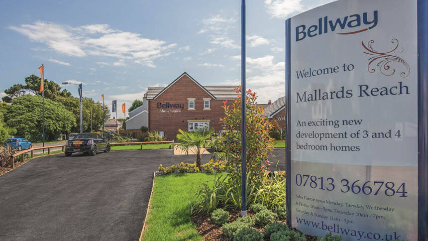 Mallards Reach (Bellway Homes)