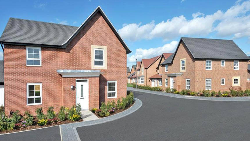 Barratt at Newton Village (Barratt Homes)