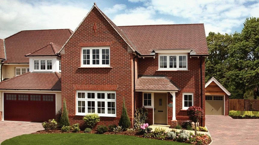 Rockingham View (Redrow Homes)
