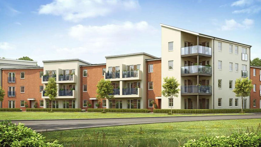 Gateway Apartments (Taylor Wimpey)
