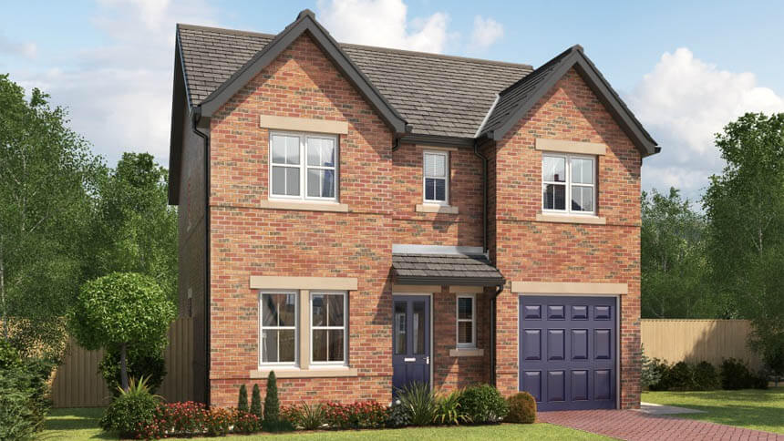 Kingsbrook Wood (Story Homes)