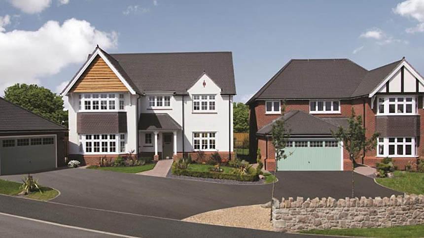 Brizen View (Redrow Homes)