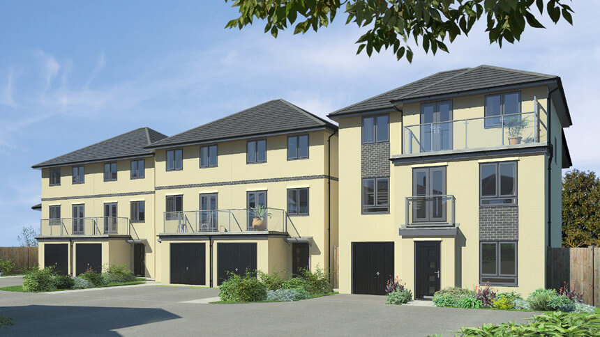 St George's Mews (Elan Homes)