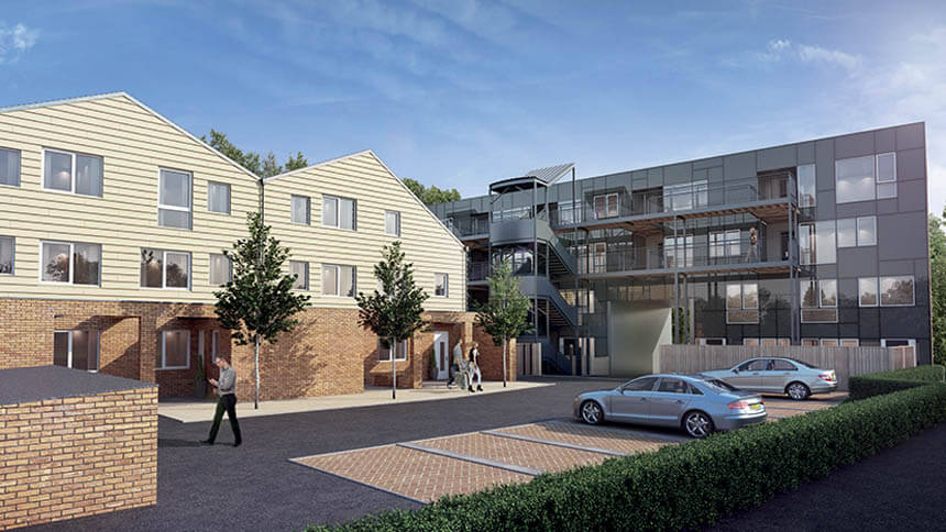 Foundry Mews (East Thames Group)