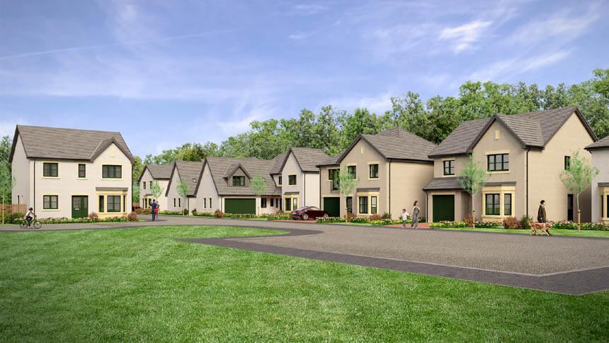 Glenesk (Miller Homes)