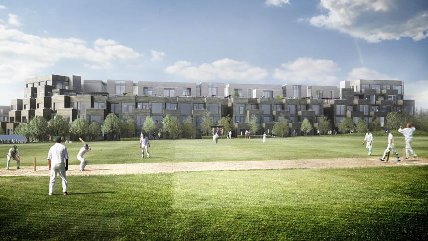 North West Cambridge (Hill)