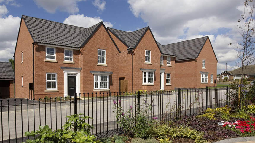 Applegarth Manor (David Wilson Homes)