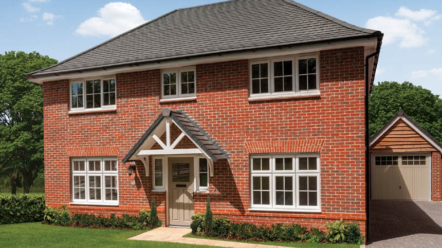 Hall Croft (Redrow Homes)