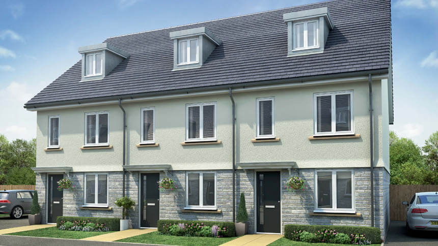 Trevenson Meadows (Taylor Wimpey)