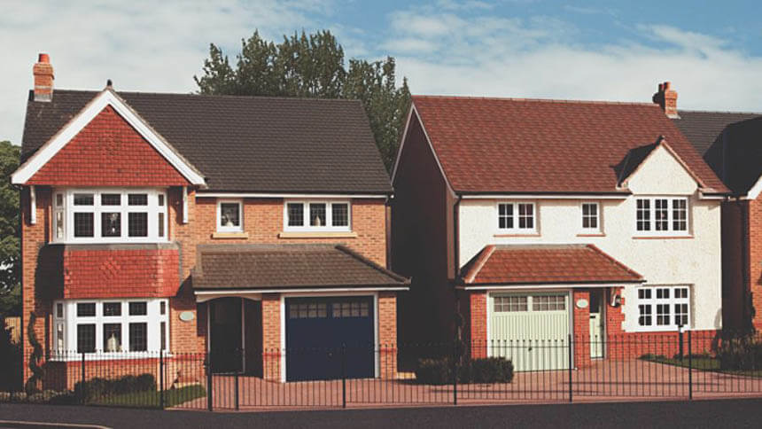 Yew Gardens (Redrow Homes)